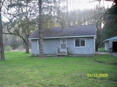 Muskegon Single Family Home For Sale: 4241 Putnam Road