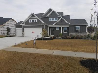 Grandville Single Family Home For Sale: 6200 Kuiper #Lot 16