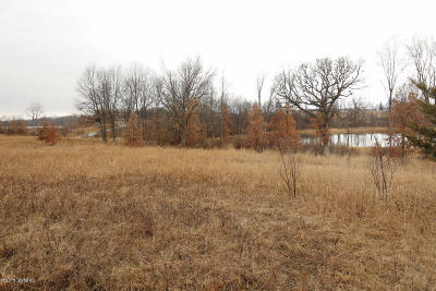 Branch County Residential Lots & Land For Sale: Parcel #c Goodwin Drive