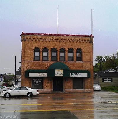 St. Joseph Commercial For Sale: 415 Main Street