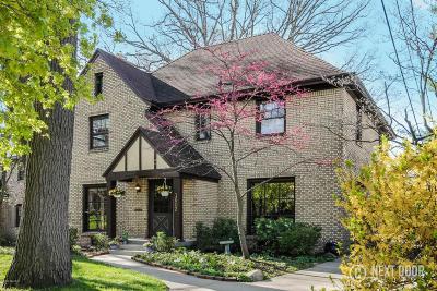 East Grand Rapids Single Family Home For Sale: 1602 Mackinaw SE