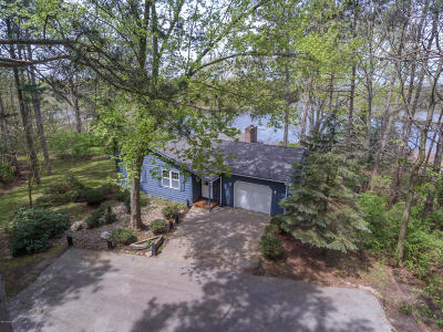 Grand Haven Single Family Home For Sale: 14765 Mercury Drive