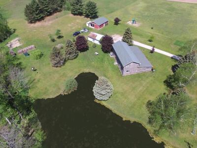 Manistee County Single Family Home For Sale: 4300 Milarch Road