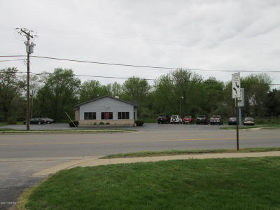 Berrien County Commercial For Sale: 5590 Cleveland