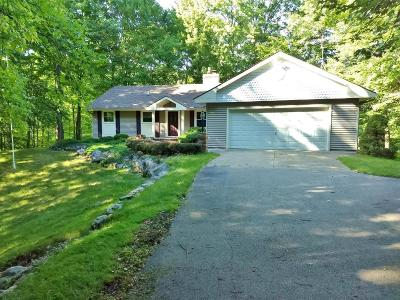 Canadian Lakes Single Family Home Active Contingent: 9329 W Circle Drive