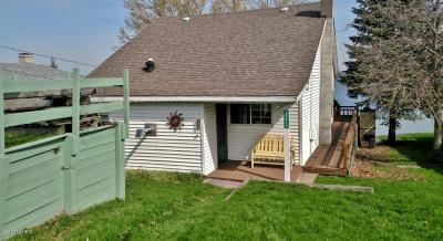 Chippewa Lake, Evart Single Family Home For Sale: 10624 Lake Street