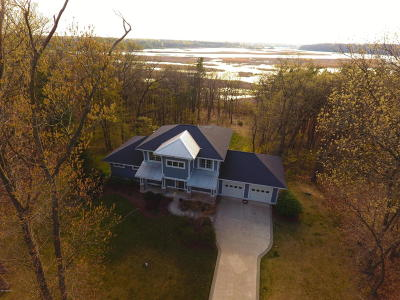 Saugatuck Single Family Home For Sale: 3120 Red Oak Drive