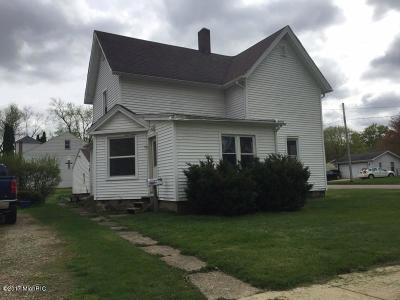 Berrien County, Branch County, Calhoun County, Cass County, Hillsdale County, Jackson County, Kalamazoo County, St. Joseph County, Van Buren County Single Family Home For Sale: 317 Crandall Street