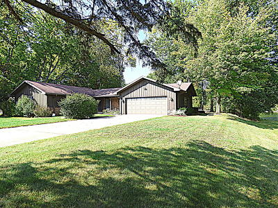 Berrien County, Cass County, Van Buren County Single Family Home For Sale: 2049 Derfla Drive