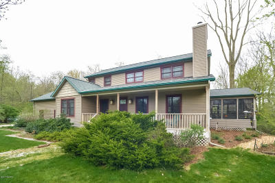Fennville Single Family Home For Sale: 2147 S 58th Street