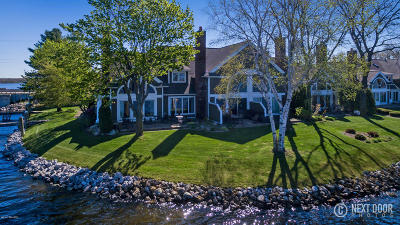 Grand Haven, Spring Lake Condo/Townhouse For Sale: 17577 N Fruitport Road