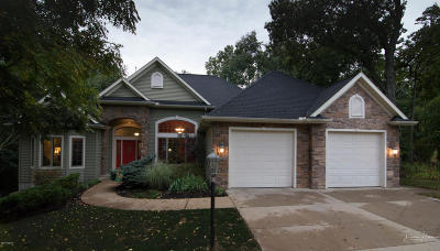 Three Rivers Single Family Home For Sale: 59544 Canoe Road