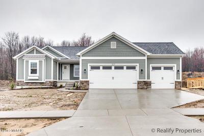 Single Family Home For Sale: 3851 5 Mile NE