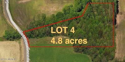 Allegan County Residential Lots & Land For Sale: Settlers Creek Road