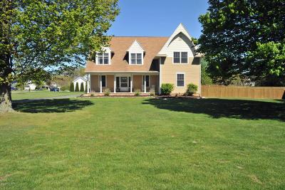Stevensville Single Family Home For Sale: 6573 Jericho Road