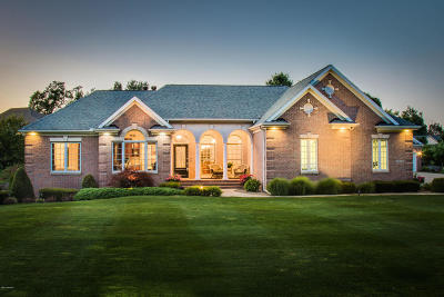Kalamazoo Single Family Home For Sale: 6558 W H Avenue