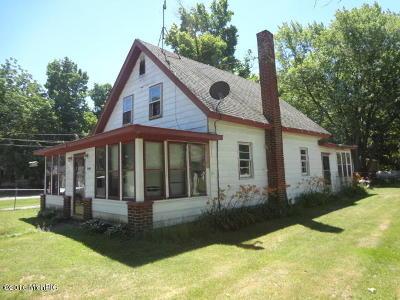 Vandalia Single Family Home For Sale: 17899 Wood Street