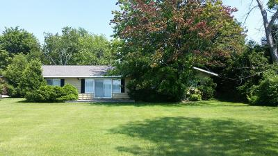 Pentwater Single Family Home For Sale: 6779 S Lake Road