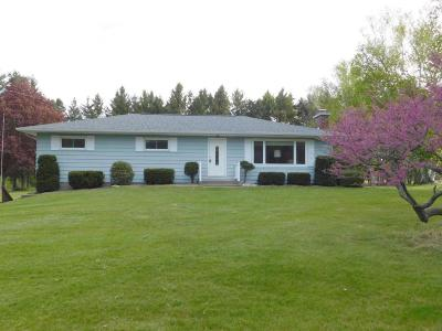 Single Family Home For Sale: 3900 W Bacon Road