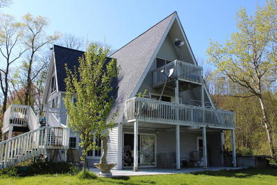 Spring Lake Single Family Home For Sale: 17625 N Shore Drive