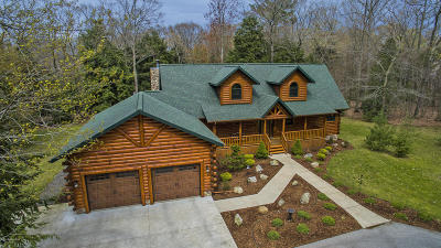Muskegon Single Family Home For Sale: 6030 N Scenic Woods Circle