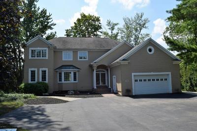 Grand Rapids Single Family Home For Sale: 7300 Cascade Road SE