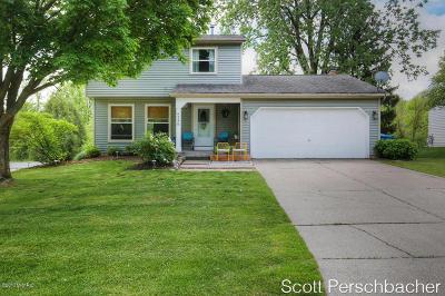 Ada Single Family Home For Sale: 6230 Dunbarton SE