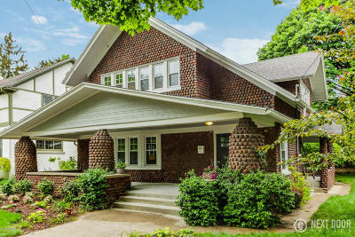 East Grand Rapids Single Family Home For Sale: 320 Briarwood Avenue SE