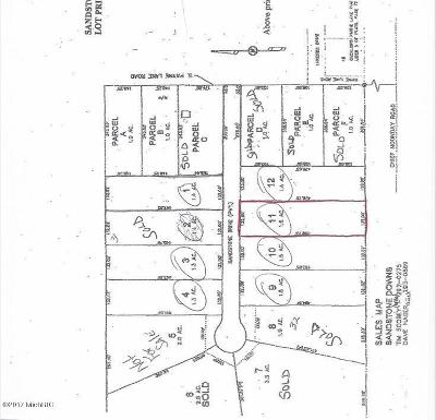Residential Lots & Land For Sale: Lot 11 Sandstone Drive