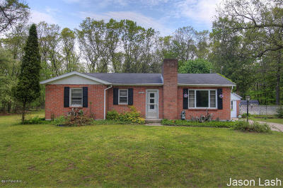 Greenville Single Family Home For Sale: 13163 Old 14 Mile Road NE