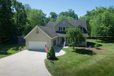 Three Rivers Single Family Home For Sale: 17161 Limberlost Road
