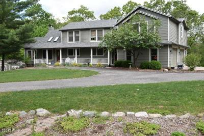 Ada Single Family Home For Sale: 8855 Crooked Crow Road NE
