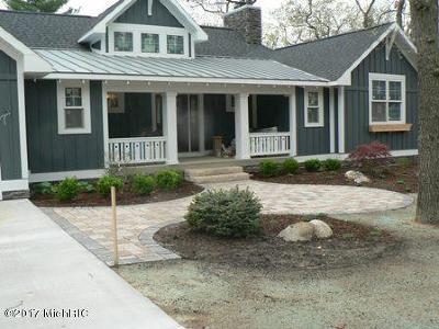 Newaygo County Single Family Home For Sale: 7790 S Potawatomi #48