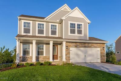 Muskegon Single Family Home For Sale: 5810 Larson Lane