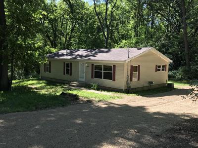 Kalamazoo County Single Family Home For Sale: 1695 Quaker