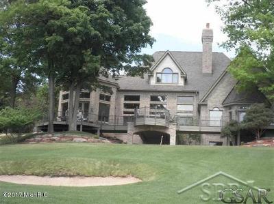 Canadian Lakes Single Family Home For Sale: 9546 Stonebridge