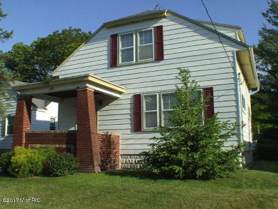 Single Family Home Sold: 1328 Boston Street SE