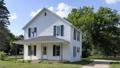 Mecosta County Single Family Home For Sale: 1611 Milton