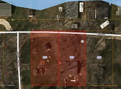 Hillsdale County Residential Lots & Land For Sale: 5371 Lake Drive