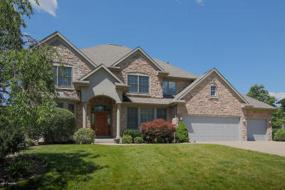 Portage Single Family Home For Sale: 6304 Cullys Trail