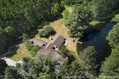 Osceola County Single Family Home For Sale: 11262 Us 10