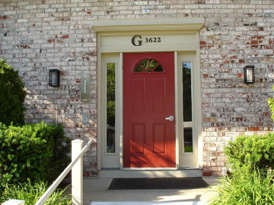 Condo/Townhouse Active Backup: 3622 Lakeshore Drive #Unit 10