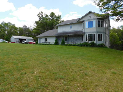 Harrison Single Family Home For Sale: 3660 E Townline Lake Road