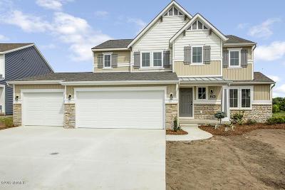 Zeeland Single Family Home For Sale: 2789 Blue Stem Drive