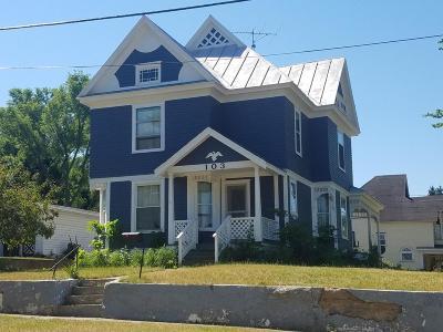 Belding Single Family Home For Sale: 103 E Divison Street