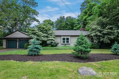 Grand Rapids Single Family Home For Sale: 2885 Cascade Springs Drive SE