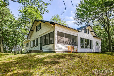 Ludington Single Family Home For Sale: 7237 W Nurnberg Road