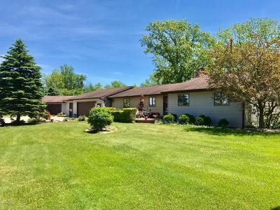 Allegan County Single Family Home For Sale: 335 71st Street