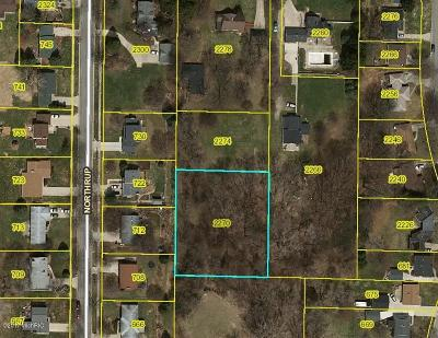 Grand Rapids Residential Lots & Land For Sale: 2270 Seventh Street NW
