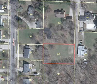 Grand Rapids Residential Lots & Land For Sale: 2274 Seventh Street NW